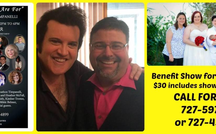 John Timpanelli Benefit Sunday, October 15th at 2 PM – 6PM