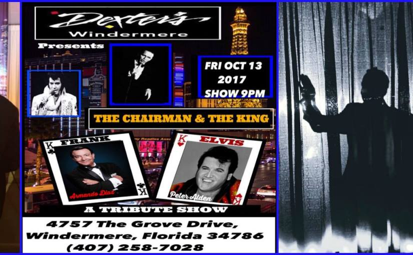 The Chairman and The King Friday, October 13 at 9 PM – 11PM