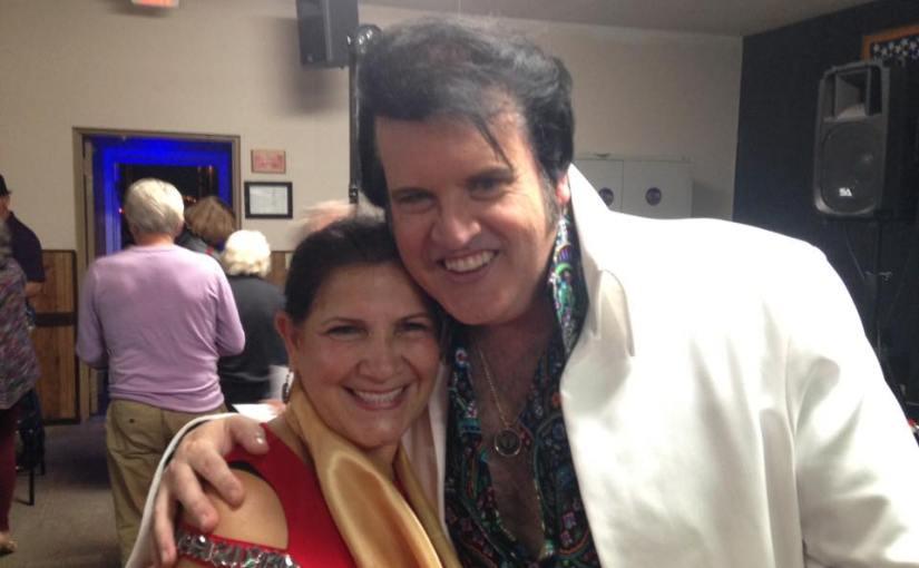 Peter Alden and Steve Brannon bring Christmas Joy to Nursing Home inFlorida