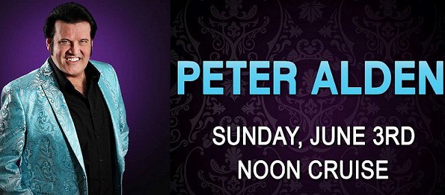 Cruising with Peter Alden, June 3rd 2018 12-6pm