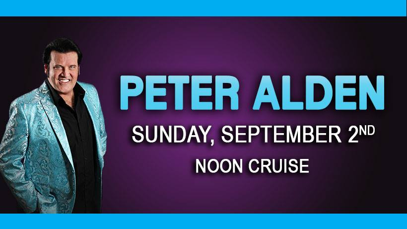 Cruis'in with Peter Alden… September 2nd, 2018