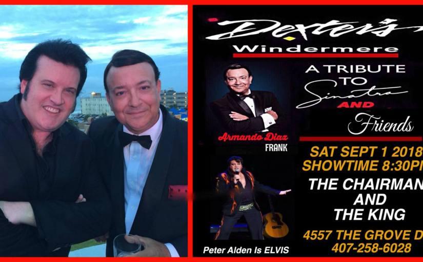 Dexter's Windermere Chairman & King Dinner Show… September 1st,2018