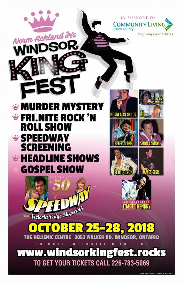 Windsor King Fest