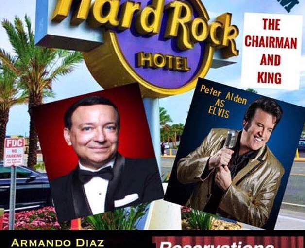 The Chairman and King at Hard Rock Hotel… November 20, 2018