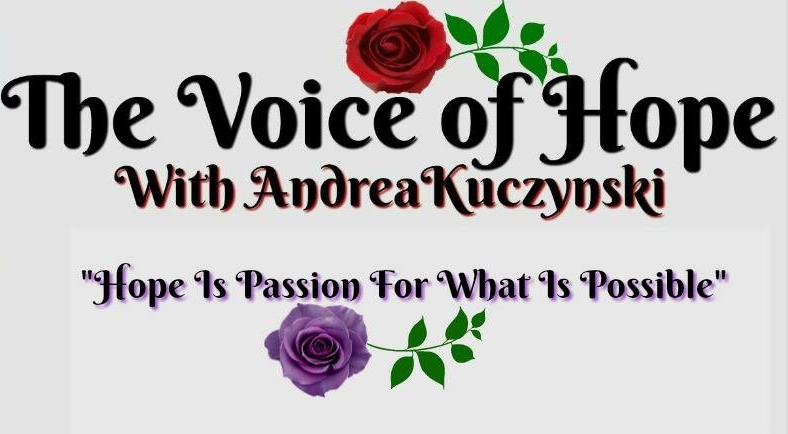 "Peter Alden Appears on ""The Voice of Hope"""