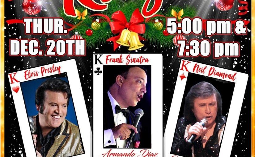 The Vegas Kings at Paganos… December 20th,2018