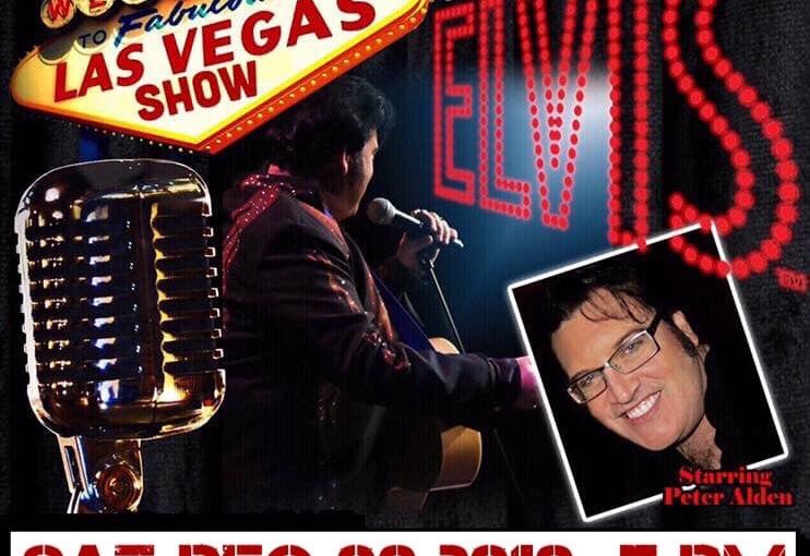 Elvis at 31 Supper Club… December 8th,2018