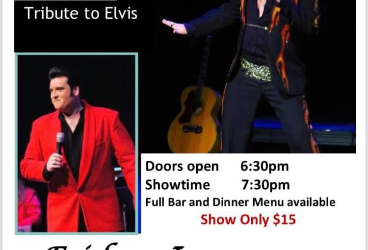 "Peter Alden's Mr ""57"" Show and Tribute to Elvis… January 11, 2019"
