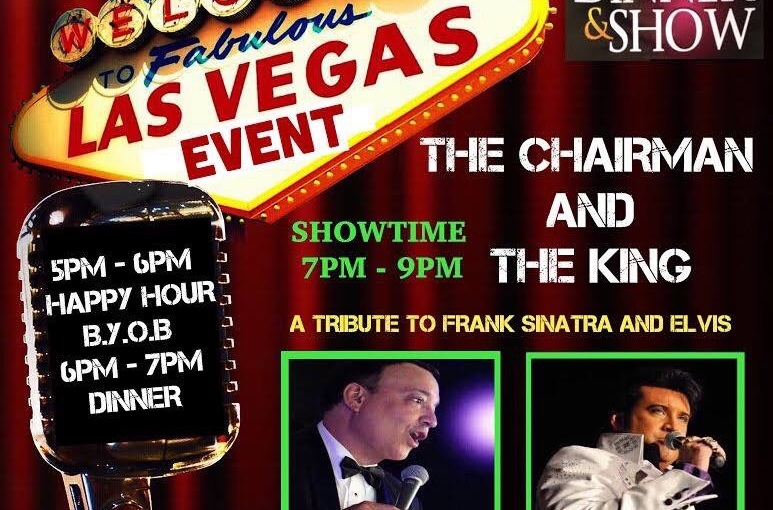 Ponce Inlet Community presents Las Vegas Event featuring The Chairman and The King… February 2nd, 2019