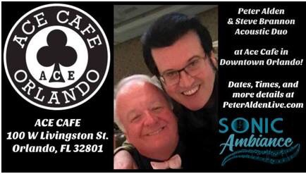 Sonic Ambiance at Ace Cafe… Sunday, February 24, 2019 at 11am