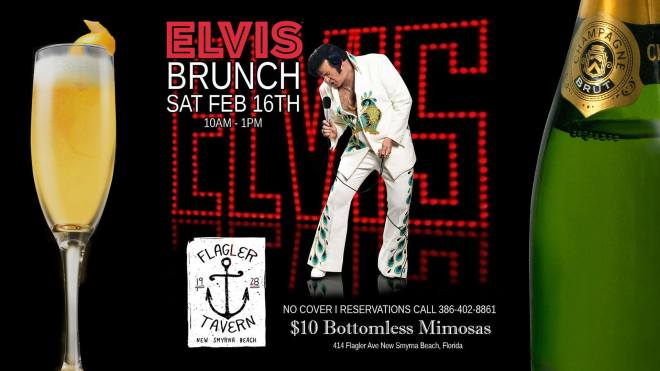 Elvis Brunch
