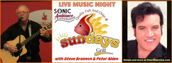 Live Music Night at Sundays Grill