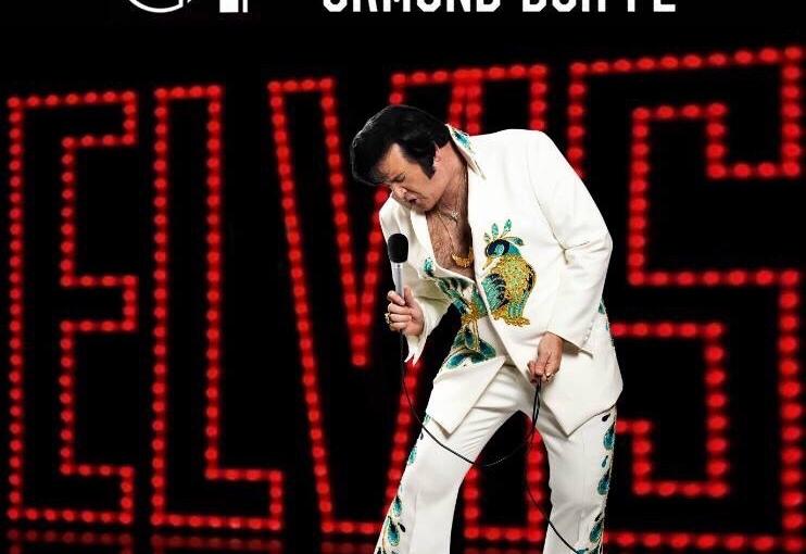 Peter Alden as Elvis…               31 Supper Club Ormond Beach… March 14,2019